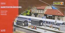 Faller 120203 H0 - Bahnsteigverlängerung NEU & OvP