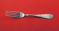 Clover by Towle Sterling Silver Luncheon Fork Dated 1882-1901