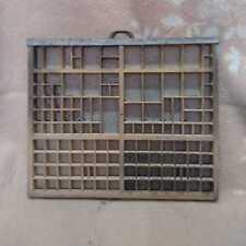 Cassetti da tipografia cm 60x54x5 Antikidea