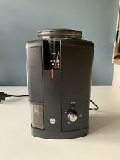 Wilfa SvartBlack Aroma Coffee Grinder CGWS-130B - New improved version