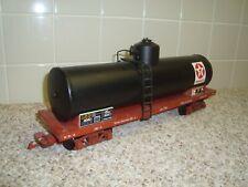 LGB American Metal Prototype Texaco Tanker Train car used no box Germany