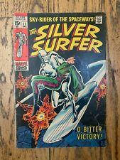 Marvel Comics: Silver Surfer #11 (1st Series)