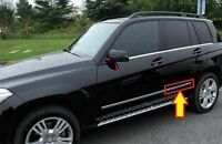 Neu Original Mercedes Benz MB GLK Klasse X204 Hintertür Chrom Profil Links N/S