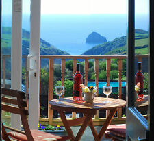 June 3rd Holiday Cottage Tintagel Cornwall. Stunning sea views! Free Wifi