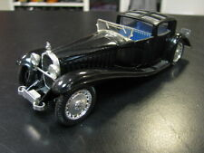 Solido Bugatti Royale Coupe de Ville 1928 1:43 zwart