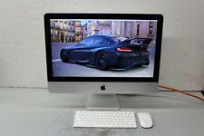 "Apple iMac 21.5"" Desktop All-In-One 4K Retina Display, 3.0GHz 8GB 1TB"