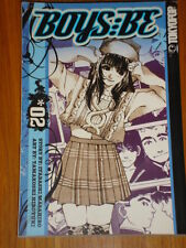BOYS BE ITABASHI MASAHIRO VOL 2 MANGA GRAPHIC NOVEL