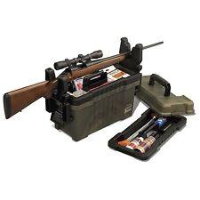 Plano Shooters Case with Gun Rests Storage Cleaning Box Gun Hunting Range Fishin