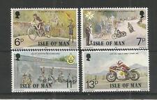 I.O.M 1977 LINKED ANNIVERSARIES SG,99-102 UM/M N/H LOT R210