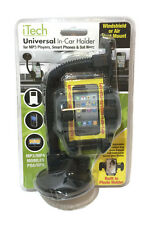 Universal In-Car Holder Mobile Phone Sat Nav MP3 PDA GPS Mounting Suction Cup