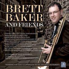 Brett Baker and Friends (Trombone) Double CD