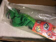 """1995 Burger King Toy Story Rex Plush -  12 """" long - Sealed"""