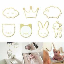 Adesivi e decalcomanie da parete a specchio per la decorazione della casa, tema animali