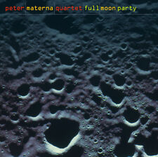 CD Peter Quartett Materna Full Moon Party