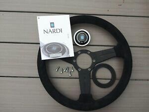 MX5 Nardi Steering Wheel, NRG 2.5 Quick Release & NKB boss