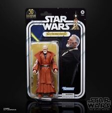 BEN (OBI-WAN) KENOBI STAR WARS THE BLACK SERIES LUCASFILM 50TH AMAZON EXCLUSIVE