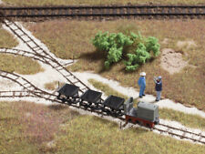 Auhagen kit 41700 NEW HO NG TRAIN   STARTER LOCO  3 TIPPERS AND TRACK PARTS  (N