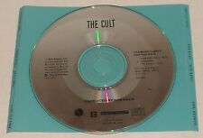 THE CULT cd SUN KING RADIO PROMO 1989 BEGGARS BANQUET PRO CD 3604 Sonic Temple