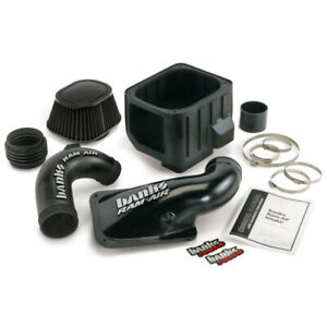 Banks Power LLY Ram-Air Intake System - Dry Filter For 04-05 Chevy 6.6L