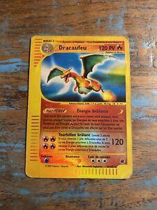 Dracaufeu 6/165 Expedition Reverse Holo Carte Pokemon