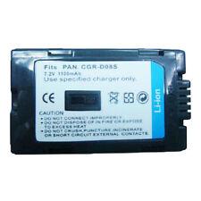 CGR-D110 Battery fr PANASONIC VSETKY KAMERY RADY GS1 GS11 GS15 GS3 GS4 GS5 GX MX