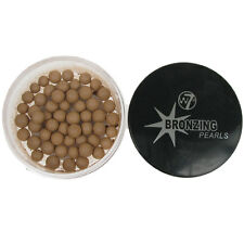 Bronzing Pearls Bronzer Blusher Compact W7 Cosmetics Make Up Face 30g