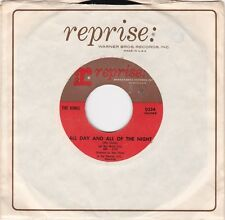 "The Kinks ""All Day And All Of The Night"" & ""I Gotta Move""  Reprise 334  VG++/NM"