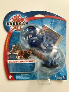 BAKUGAN - New Vestroia - Character Pack 1 - 1 Bakugan + Figur - NEU - OVP