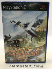 RC SPORTS COPTER CHALLENGE - SONY PS2 PLAYSTATION 2 - GIOCO NUOVO SIGILLATO NEW