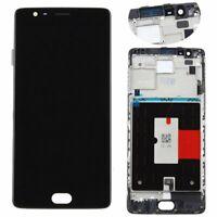 Pour OnePlus 3 A3000 A3003 3T A3010 Écran LCD Vitre Tactile avec Cadre + Outils