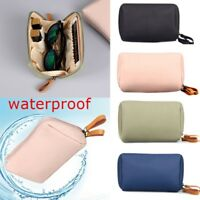 Practical Purse Box Travel Makeup Cosmetic Bag Toiletry Case Pouch Organizer Hot