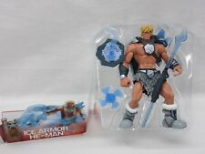 MOTU,ICE ARMOR HE-MAN,200x,MINT,100% complete,Masters of the Universe,He Man