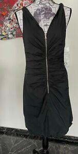 D&G Dolce & Gabbana Kleid, Gr. S, schwarz