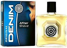 Denim Original After Shave 100 ML Qty Aftershave Made in Italy Original Product