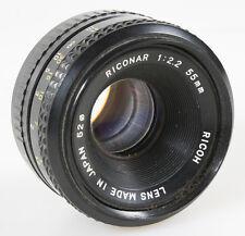 55MM F/2.2 LENS FOR PENTAX K MOUNT