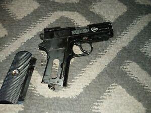 Colt Defender Metal Prop Gun, BROKEN BB Gun, For Prop Use Only .177