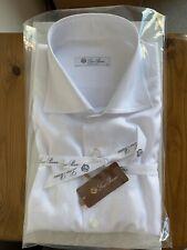 Loro Piana New Shirt Soft Cotton Size 41