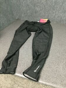 Canari Veloce Cycle Pro Tight 2643 OBK-003 Black Size Large M47C
