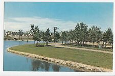 Parc des Iles de la Rivière Matane MATANE Bas St-Laurent Quebec Canada Postcard