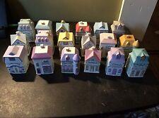1989 Lenox Spice Village 18 pc set