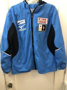 Japan Olympic Team Japanese Figure Skating Federation Women's L-XL Mizuno Jacket