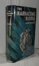August Derleth THE NARRACONG RIDDLE First edition 1940 judge Peck Mystery