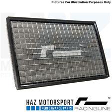 VWR Racingline High-Flow Panel Air Filter Vw Golf Mk5 Mk6 2.0 TSI/TDI 1.4 170PS