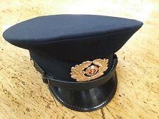 East German Army Officers Blue Dress Cap