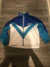 OG ASICS 3M Track Jacket Size M