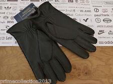 POLO RALPH LAUREN Men's RLXC Exquisite Brown Soft Leather Glove BNWT RRP£170