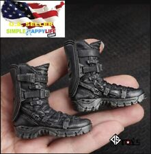 """1/6 Avengers Tactical Military Combat boots for 12"""" Figure hot toys phicen ❶USA❶"""