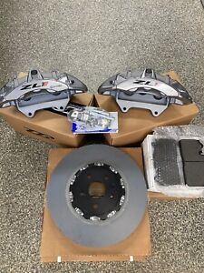 2016+ Chevy Camaro ZL1 Brembo Front 6 Piston Brake Upgrade Kit