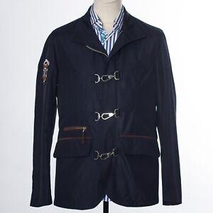 Vicomte A. Blue Buckle Jacket EU50 US40