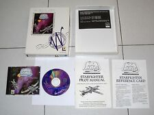 Gioco Pc Cd STAR WARS X-WING LucasArts 1994 in BOX  X Wing Collectors Cd